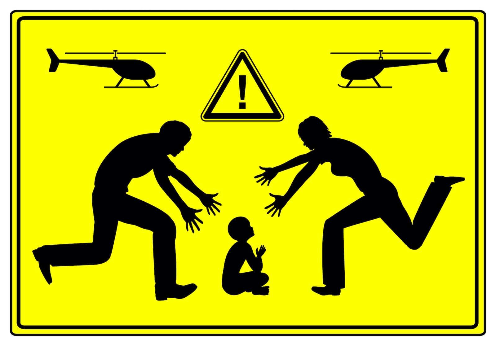 Schneepflugeltern: Muss man das Kind vor jedem Fehler schützen?