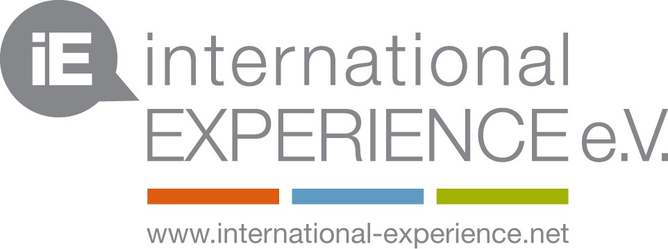 Logo international Experience e.V.